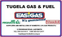 TUGELA GAS & FUEL