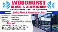 WOODHURST GLASS & ALUMINIUM