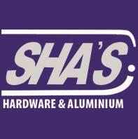 SHA'S HARDWARE & ALUMINIUM CC