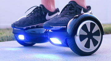 Hover-Boards, Fun Or Disaster?
