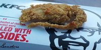 "KFC Responds to The Supposed ""Rat'' in a meal"