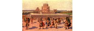 Ancient Mayan Sacrificial Pool Found