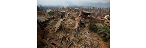 Disaster in Nepal