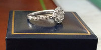 Engagement ring up for grabs for one lucky couple