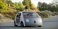 Google Rumoured To Scrap Production Of Its Own-Self Driving Car In Favour Of Helping Automakers
