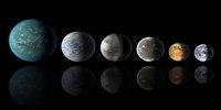 Hubble Telescope Spots Two Potentially Habitable Earth-Like Planets