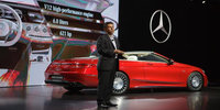 Humans 'Will Bully Robot Cars', Mercedes Chief Warns