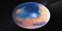 Possible Evidence of Mars Completely Submerged By Water, Scientists Speculate
