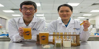 Singapore Student Researchers Have Created a Beer That's Actually Good For You