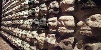 Largest Aztec Skull Rack Ever Discovered